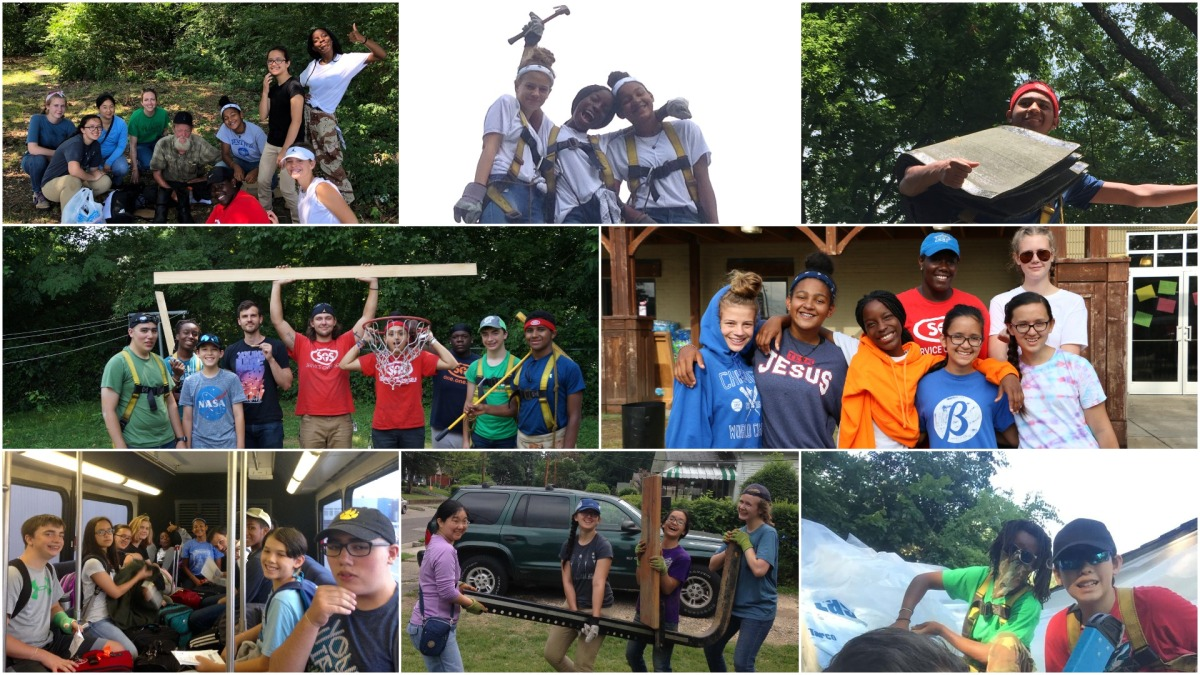 Youth Mission Trip Update